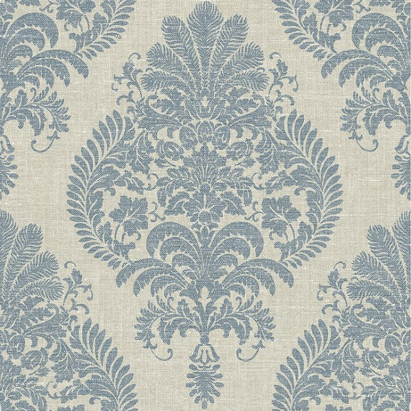 Classic wallpapers Linen Damask-340074