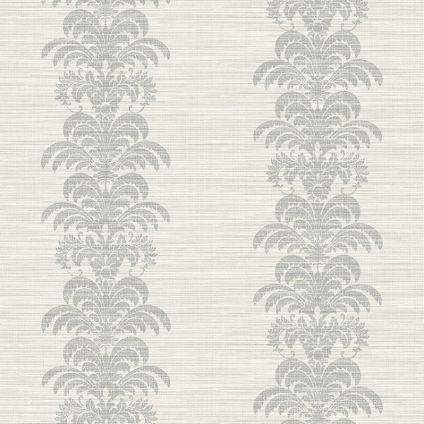 Oriental wallpaper Palm Frond Stripe-178467
