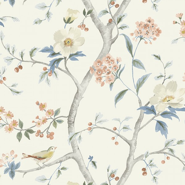 Floral wallpaper Florals Trail-401866