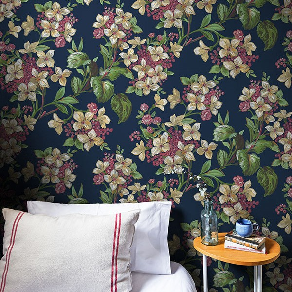 Floral wallpaper Flowery-235330