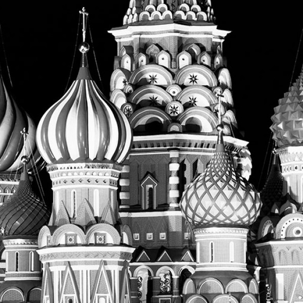 Murals Countries and Cities Moscow-C0642F