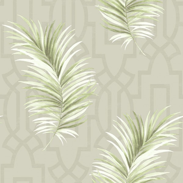 Design Tapeten Fern Leaves-BAF6B1