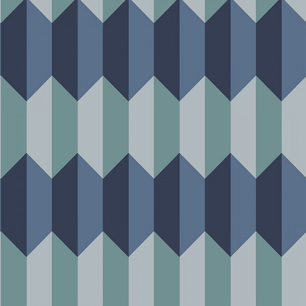 Geometric wallcoverings Modern Hexagons-588661