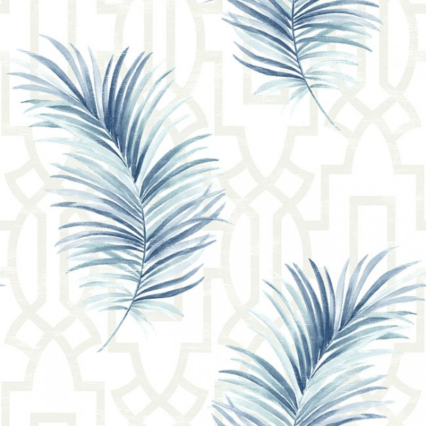 Design Wallcoverings Fern Leaves-52C70D