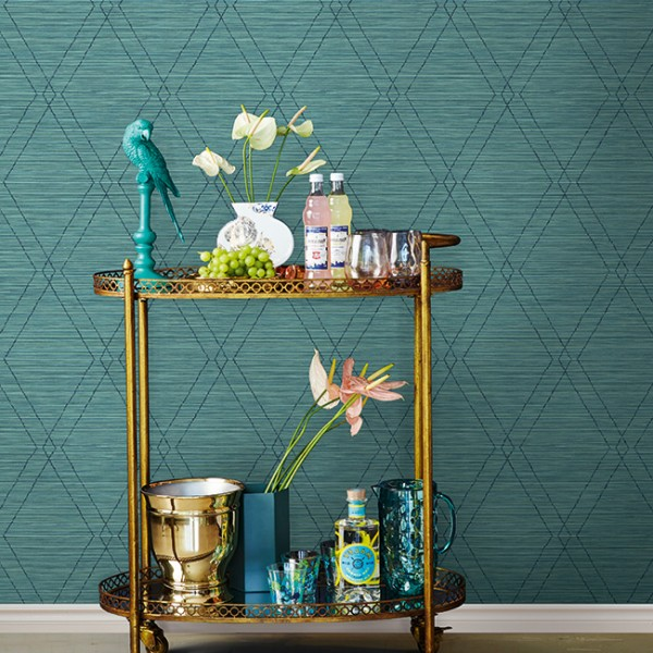Geometric wallcoverings Delicate Ornament-932293