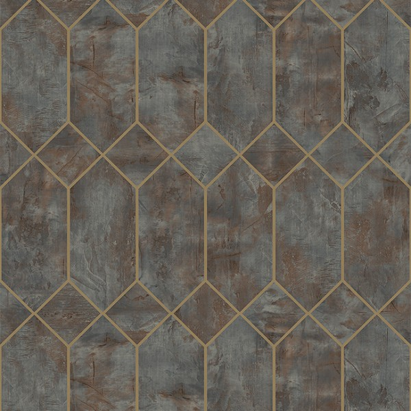 Geometric wallcoverings Rustic Geo-220311