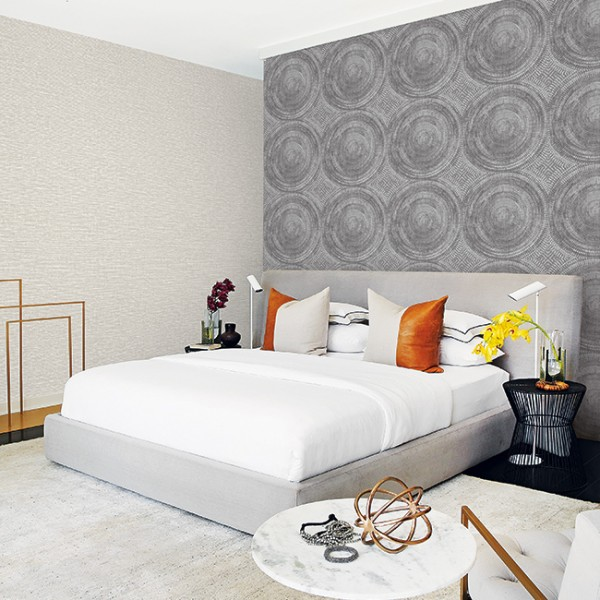 Geometric wallcoverings Lalit-140926