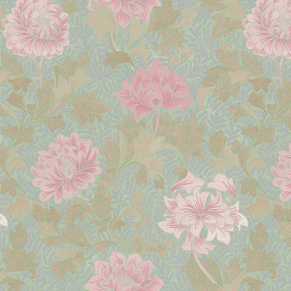 Floral wallpaper Morrissey Flower-187083