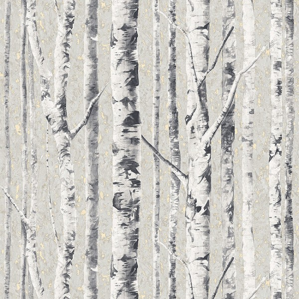 Design Tapeten Spring Birch-142576