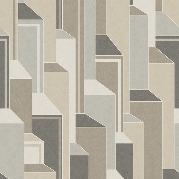 Geometric wallcoverings Volume Geometric-331181