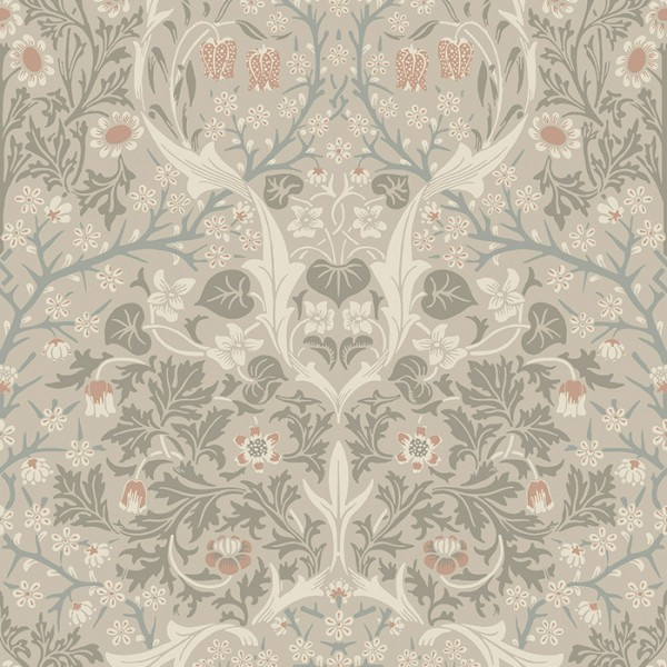 Floral wallpaper Blackthorn-243627