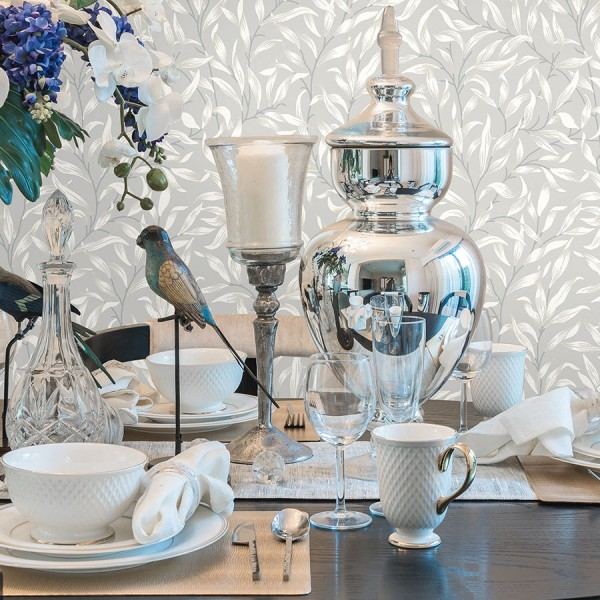 Floral wallpaper Willow Bough-117411