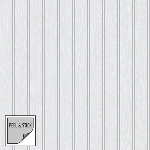 Peel and Stick Wallpaper Stripes Wall-141409