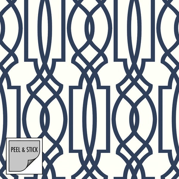 Peel and Stick Wallpaper Original Ornaments-762363