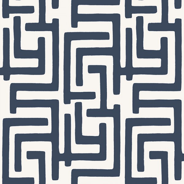 Geometric wallcoverings Mazes-224267