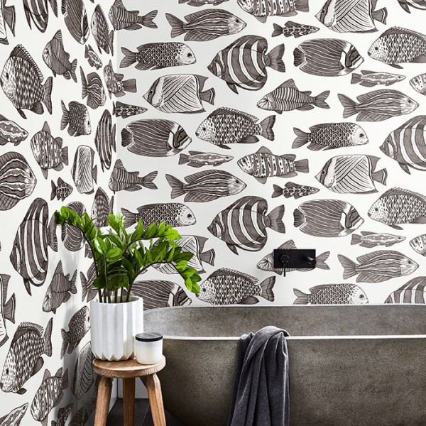 Nautical Wallpaper Wailea-775080