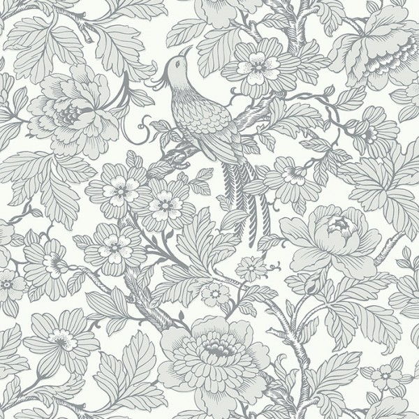 Wallpaper white Beaufort-234032