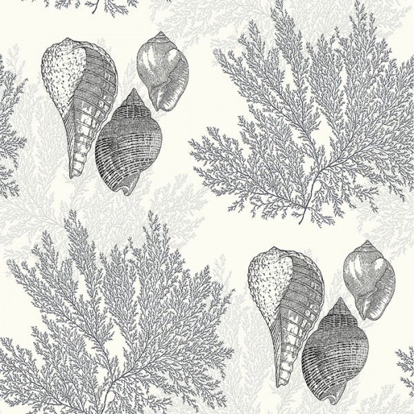 Wallpaper white Nauset-151942