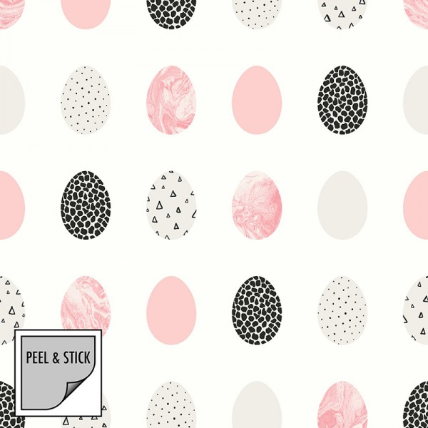Peel and Stick Wallpaper Easter Mood-225796