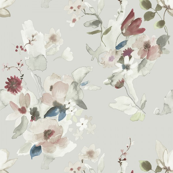 Floral wallpaper Water Floral-209774