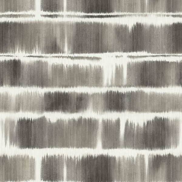 Wallpaper white Burnout Stripe-705038
