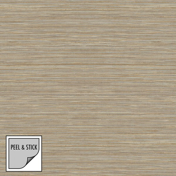Peel and Stick Wallpaper Luxe Sisal-328429