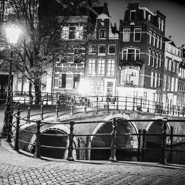 Murals Countries and Cities Cosy Amsterdam-91339A