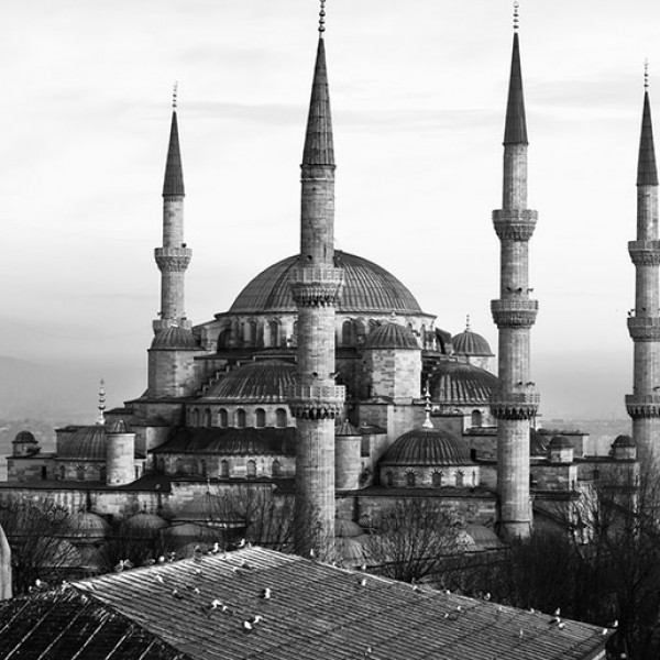 Murals Buildings and Towers Istanbul-372215