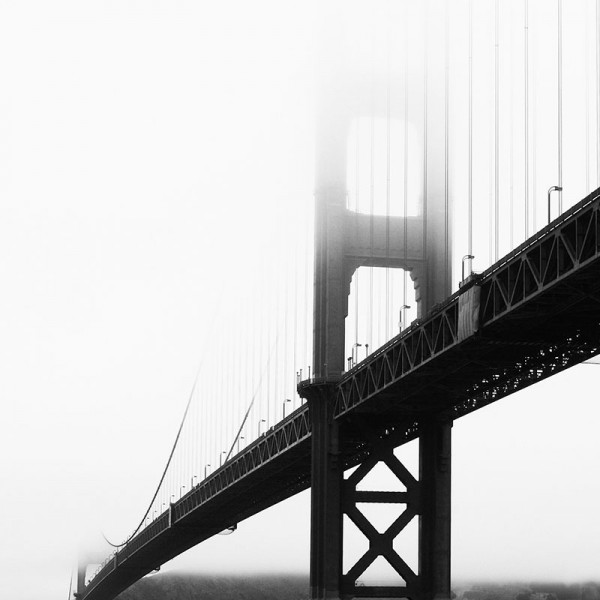 Фотообои Мосты и статуи Bridge in San Fransisco-A69072
