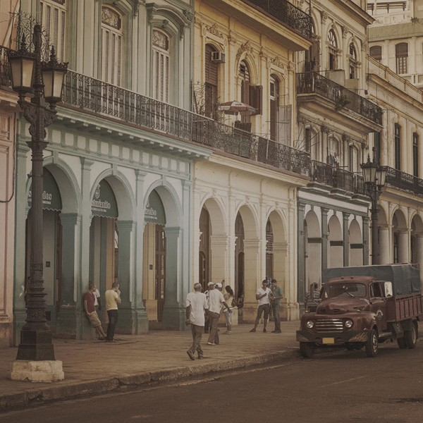 Colorful Havana-35B6CC