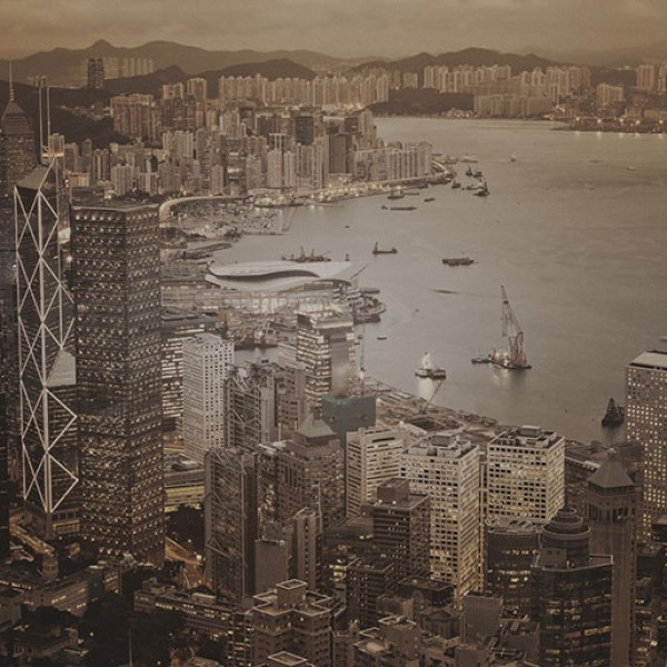 Murals Countries and Cities Beauty of Hong Kong-5CBAC4