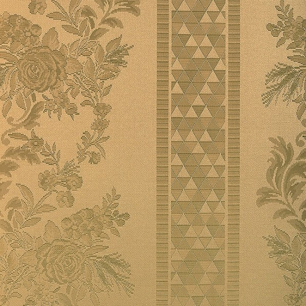 Textile wallpaper Elle Stripe-A67F48