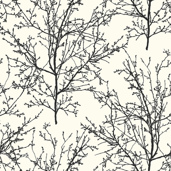 Design Wallcoverings Winter Trees-F68A73