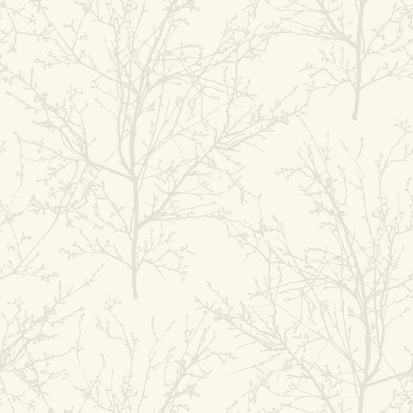 Design Wallcoverings Winter Trees-F0C534