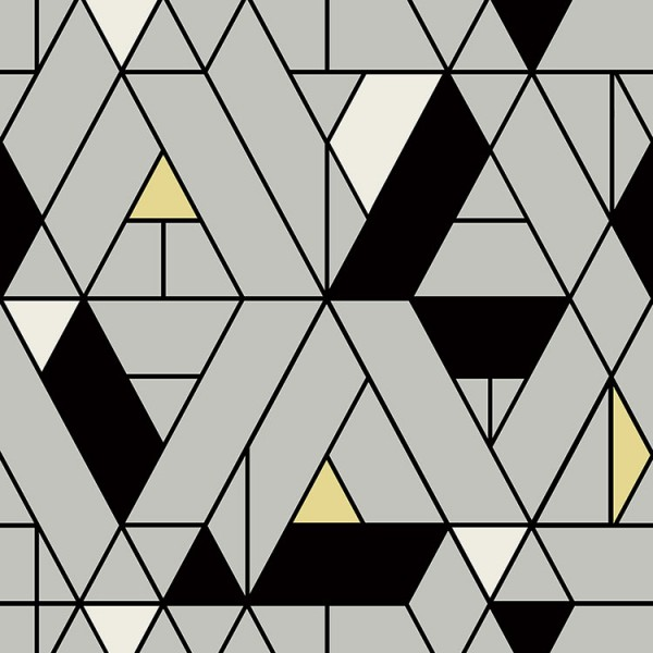 Geometric wallcoverings Jose-3D7EE6