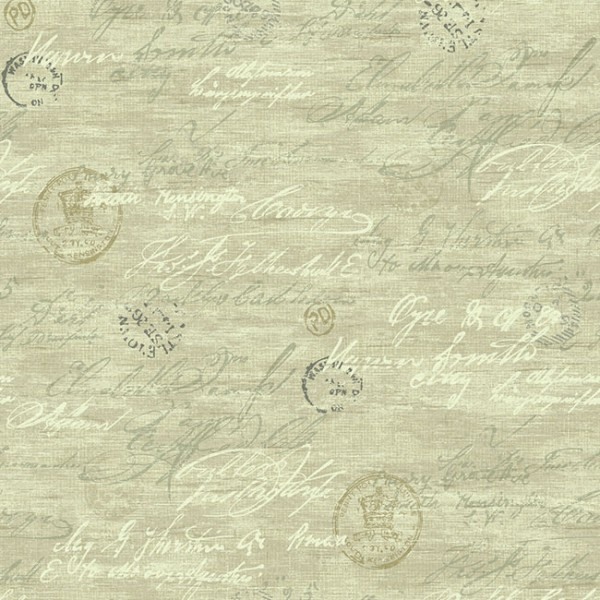 Design Wallcoverings Old Writings-4A475B