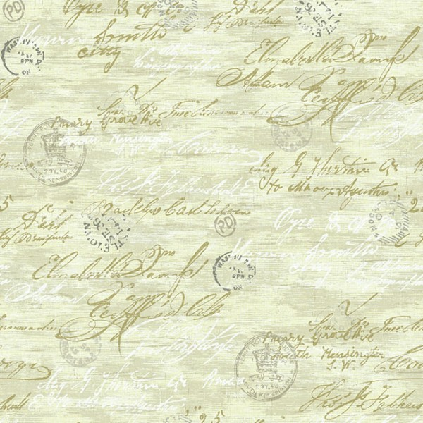 Design Wallcoverings Old Writings-3772BA