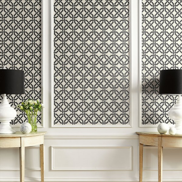 Geometric wallcoverings Penzance-A52C68