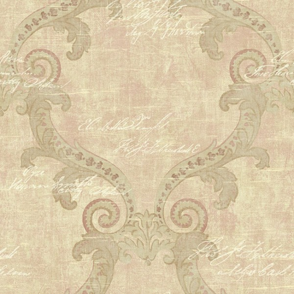 Baroque wallpaper Summerside-B072E5