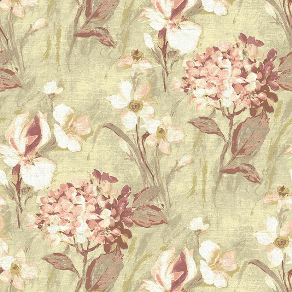 Floral wallpaper Driffield-146120