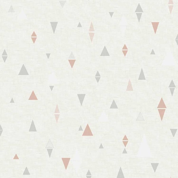 Geometric wallcoverings Triangles-149D83
