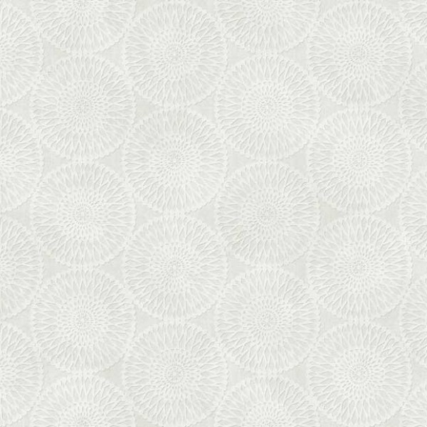 Oriental wallpaper Lace-7CC2E4