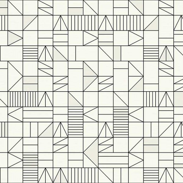 Geometric wallcoverings Fifi-2FA19E
