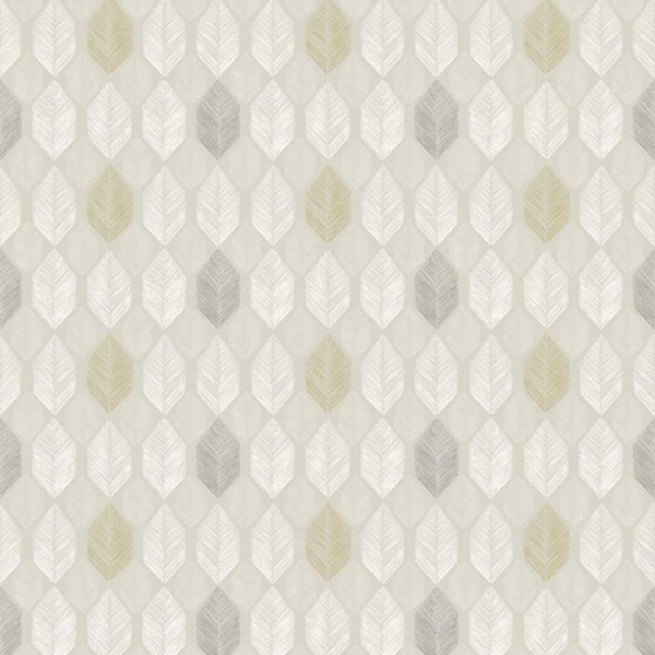Design Wallcoverings Leaves-7373AA