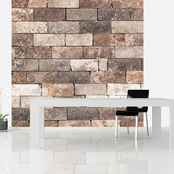Murals Stone Imitation Ordered-269030