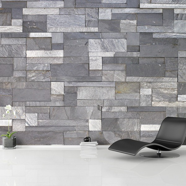 Murals Stone Imitation Stylisch Wall-251131