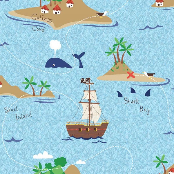 Kids wallpapers Islands-6B59FA