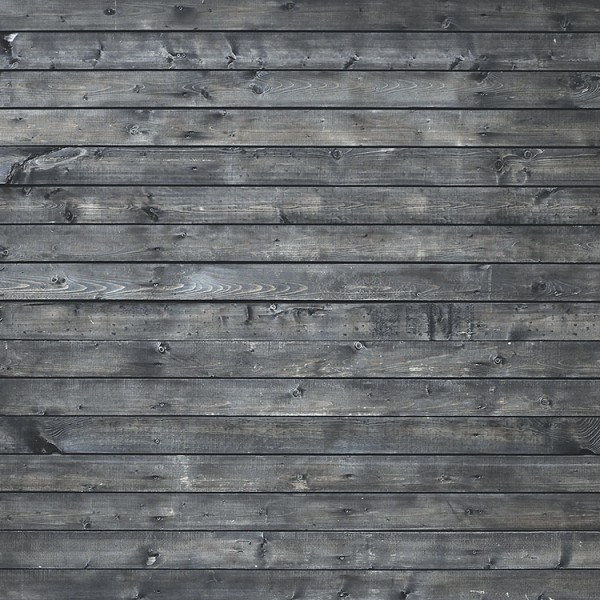 Murals Wood Imitation Made Black-52416