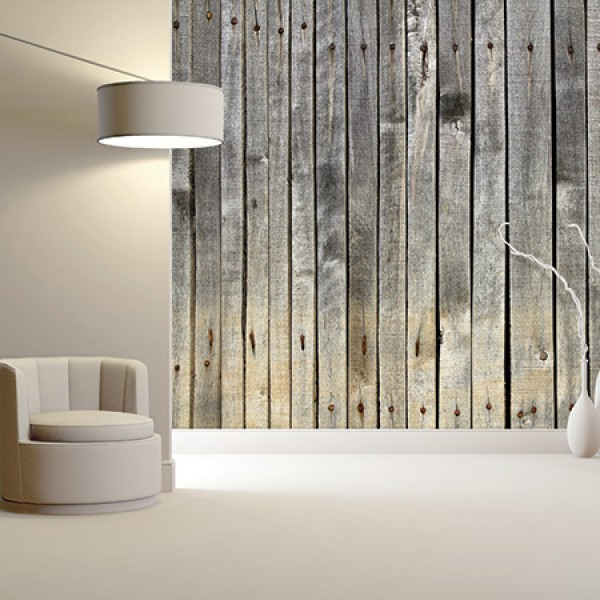 Murals Wood Imitation Gradient-939134