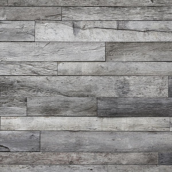 Murals Wood Imitation Recycled Wood Vinyl-776085